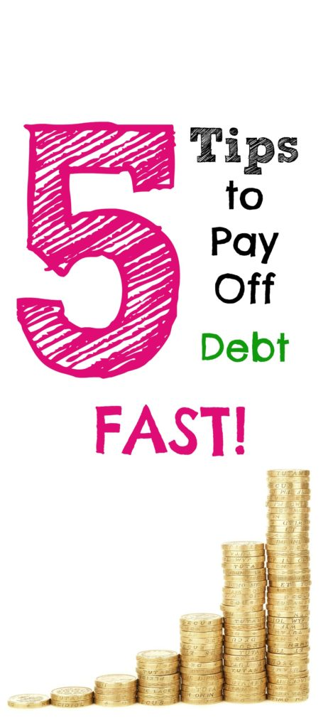 pay of debt fast