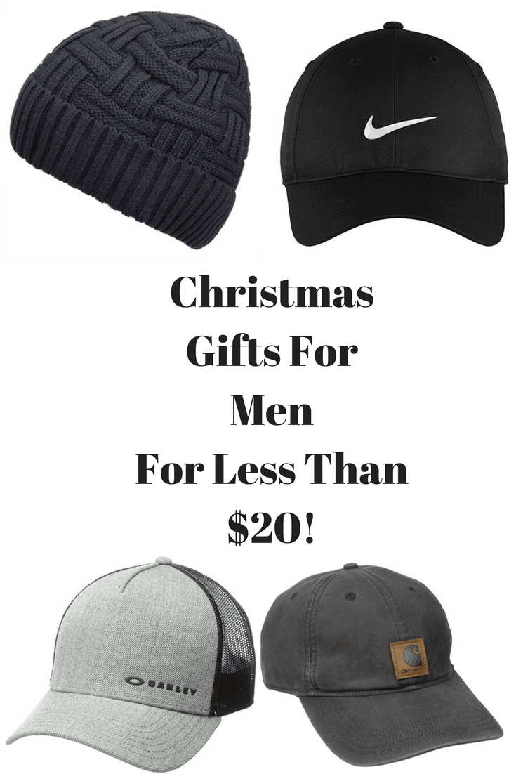 mens gift ideas  sc 1 st  Budgets Made Easy & Christmas Gifts For Men For Under $20 - Budgets Made Easy