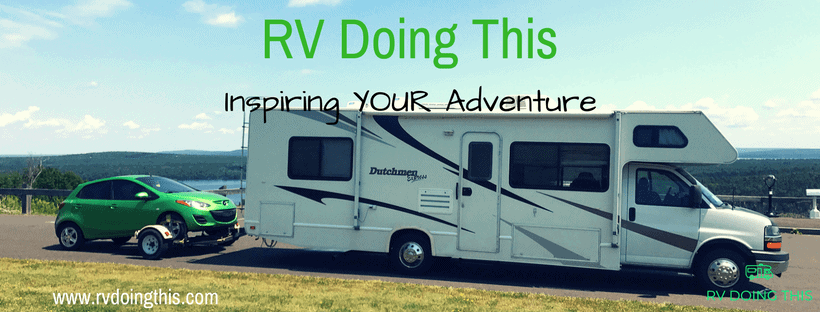 how to live in a RV