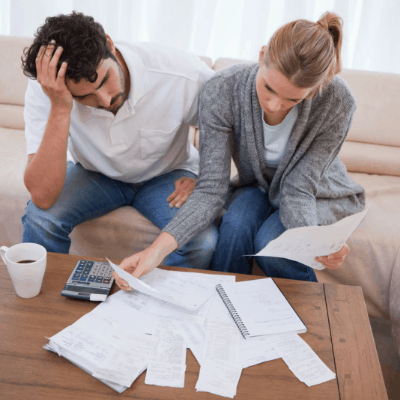 HOW TO GET RID OF DEBT FAST WITH THESE SIMPLE TIPS