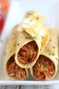 3 ingredient tacos