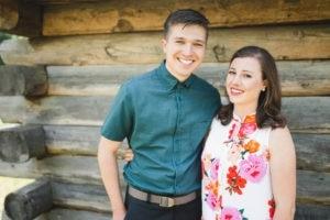 Amanda and Jonathan