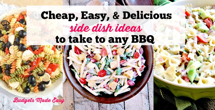 10 Cheap, Easy, and Delicious Side Dishes to Take to Any Party!