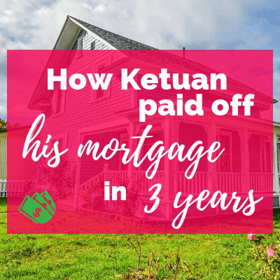 How Ketuan Paid Off $90,000 in 3 years!