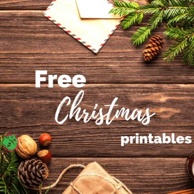 30 Free Christmas Printables For The Whole Family
