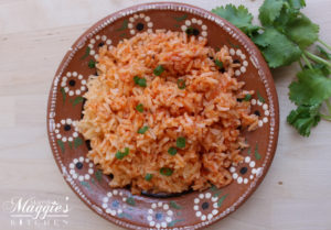 Mexican rice instant pot