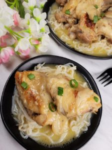 Italian chicken pressure cooker