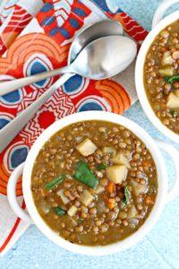 lentil soup instant soup