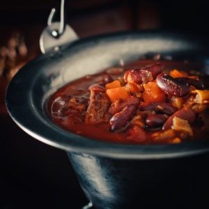 Hungarian goulash instant pot