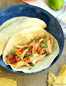 chicken fajitas pressure cooker