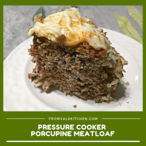 meatloaf instant pot