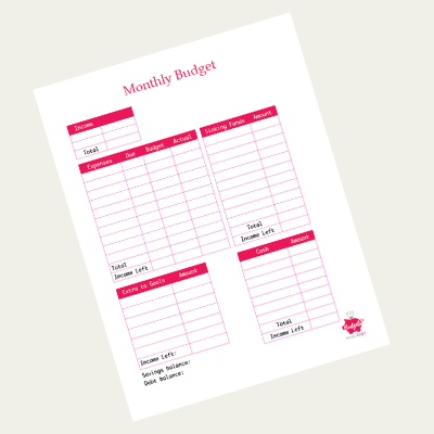 The Most Effective Free Monthly Budget Templates That Will Help You Make Your Budget In 2019