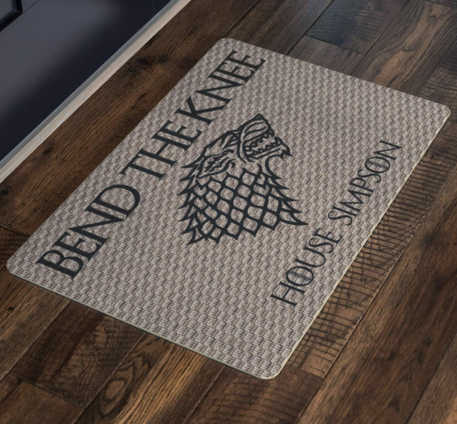 Game of thrones welcome mat