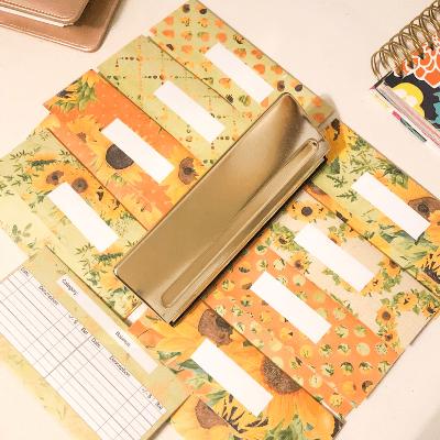 sunflower envelopes