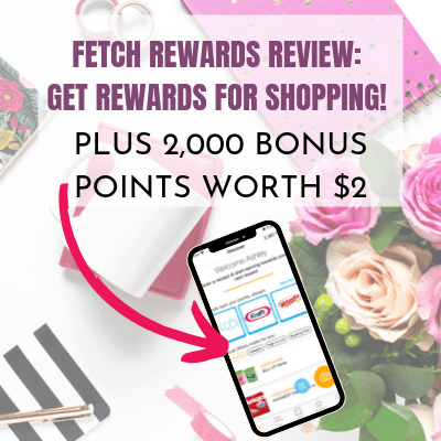 Fetch Rewards Review: Get Rewards for Shopping!