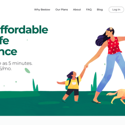 Bestow, a New, Human Way to Get Term Life Insurance