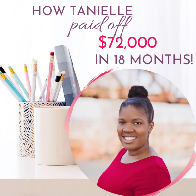 How We Paid Off $72,000 in 18 Months!