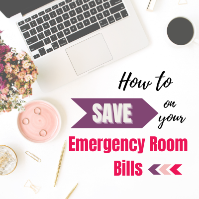 How to Save on Emergency Room Bills