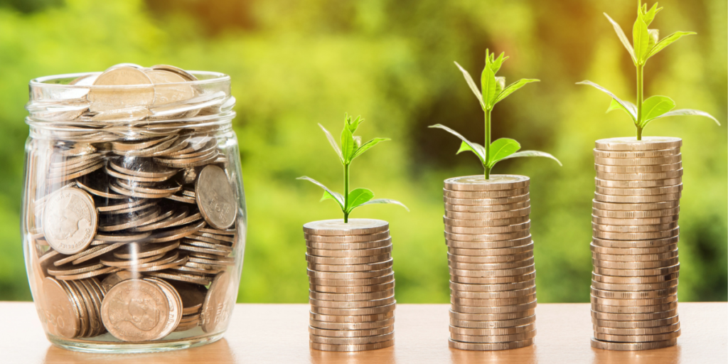 Investing and growing money paying off debt