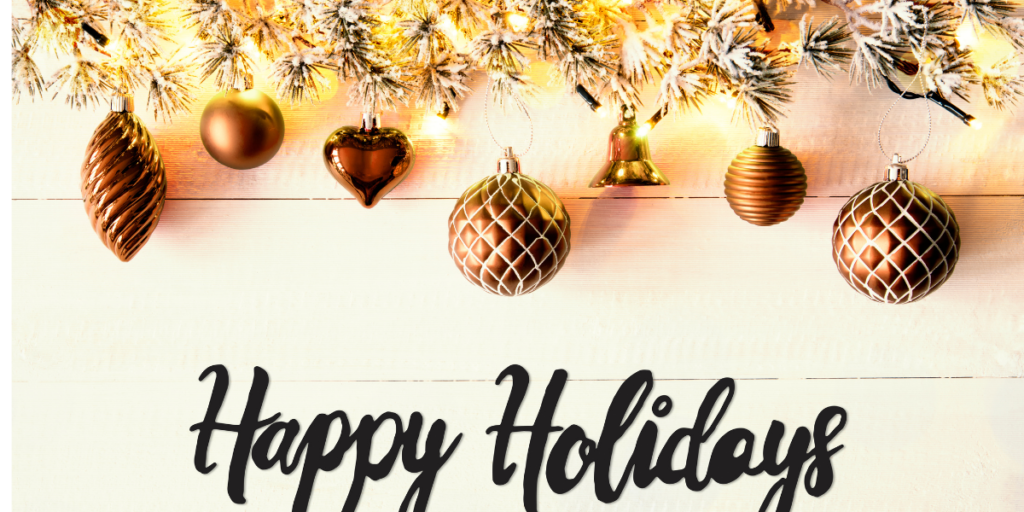 Happy Holidays with bronze ornaments and enjoy your tips for free Christmas gifts.
