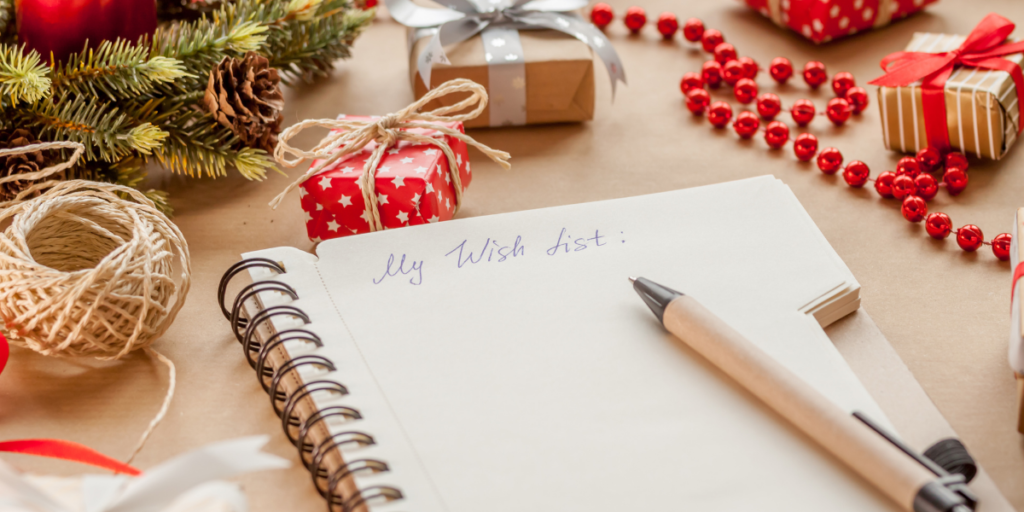 Make A Wish Foundation for free Christmas gifts