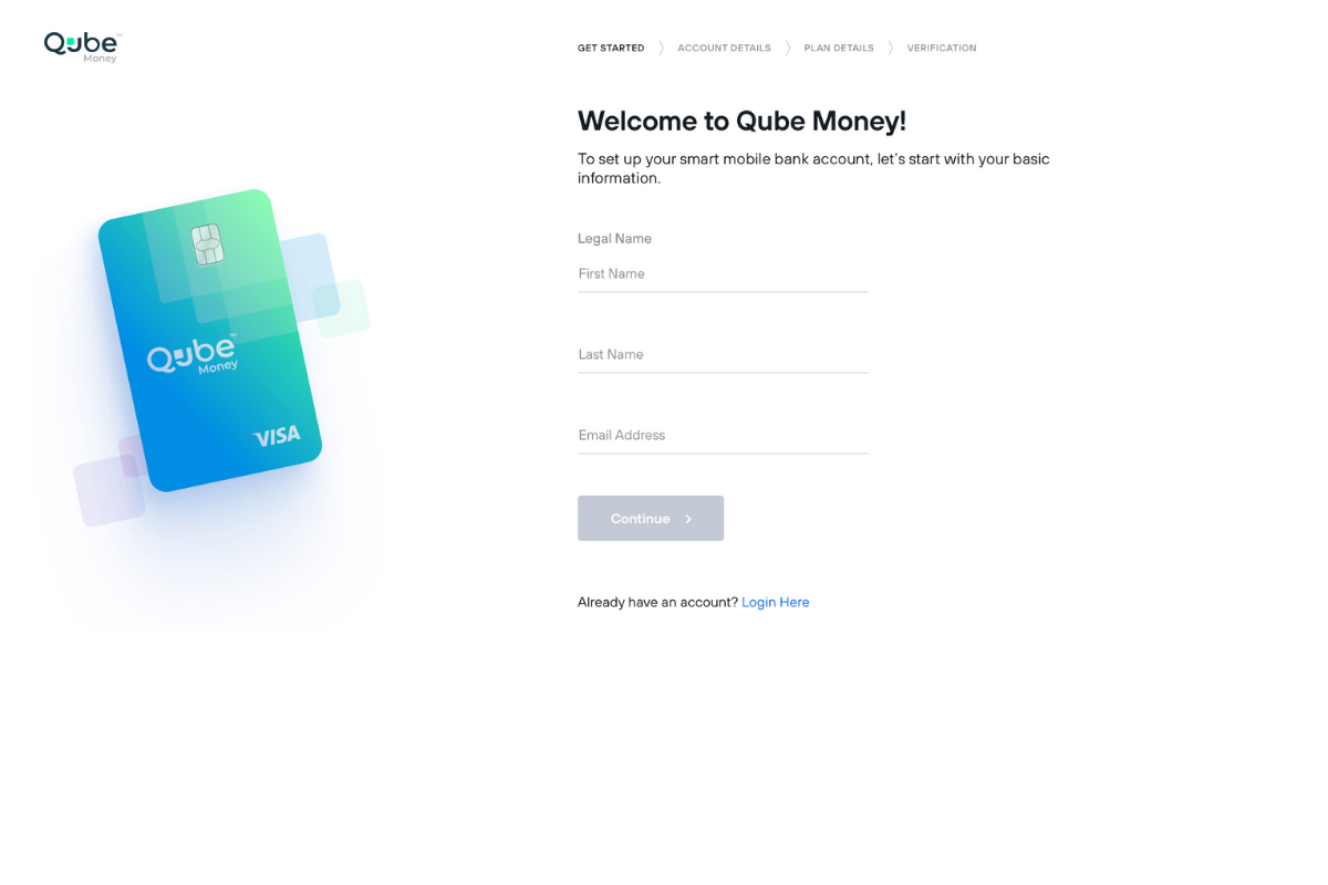 getting started with Qube