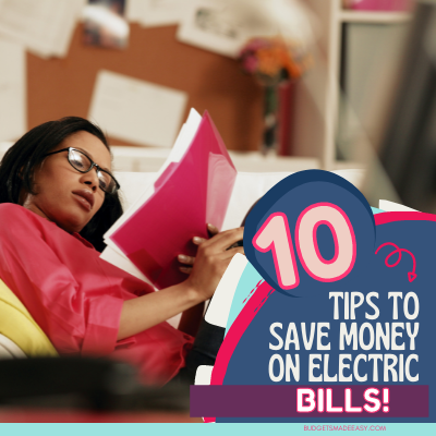 How to Save on Electricity Bills